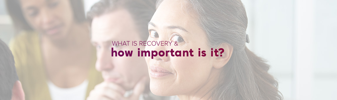 What is recovery from addiction?